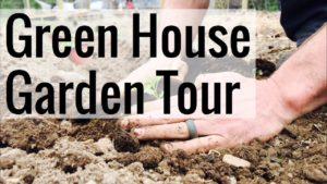 April Green House & Garden Tour Pennsylvania - Mini usedlost s malým domem a kuřaty