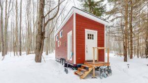 Beauty The Little Loveshack Off Grid Tiny House + Velký les | Za poznáním malého domu