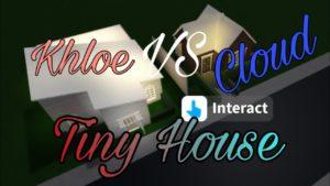Bitva o malý dům postavený s K&K Squad | Vítejte v Bloxburgu