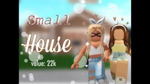 Bloxburg | Levné Tiny House | První video |