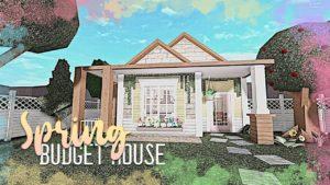 Bloxburg: Malý malý rozpočtový dům: ・ ゚ ✧🌈