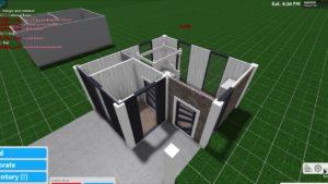 Budování malého domu !!