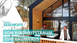 Dětský sen: postavte si svůj vlastní stromový dům - TinyHouse Special   BUILD & LIVE