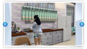 Daisy's Pastel Tiny Home // ne CC Sims 4 Speed Build