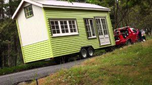 Den stěhování malého domu