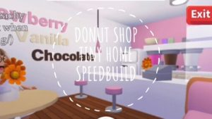 Donut Shop Tiny Home Speedbuild!