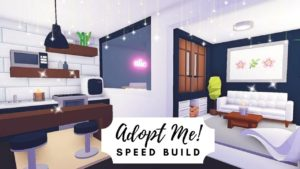 Drobný moderní estetický dům Rychlost Budování 🌸 Roblox Přijměte mě!