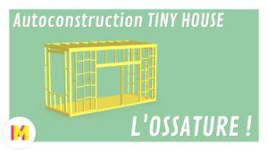 Ep.2 Vlastní stavba TINY HOUSE: Kosti!