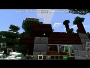 Jak postavit malý dům v lese na minecraft 1.14