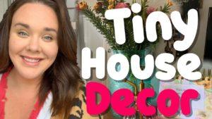 Jarní dekor Tiny Home Tour