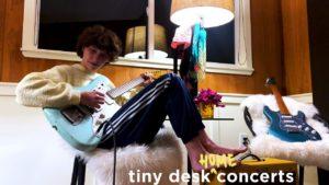 King Princess: Tiny Desk (Home) Koncert