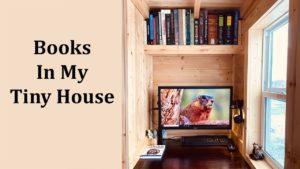 Knihy v mém malém domě