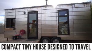 Kompaktní malý dům navržený pro cestování všude do roku 2020