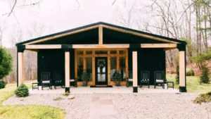 Krásná chata Ivy - Hocking Hills - Barndominium   Krásný malý dům