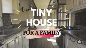 Luxusní malý dům postavený pro rodinu 5 - nápad malého domu pro rodinu!