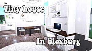 Malý dům v Bloxburgu
