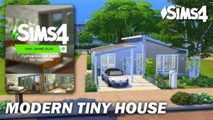 Moderní malý dům Tiny Living Plus | Odkaz na CC | Zastavit pohyb | Ledge 4