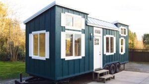 Nádherný ohromující ROYAL PIONEER malý dům na prodej ručně hnutí Malý dům velké bydlení