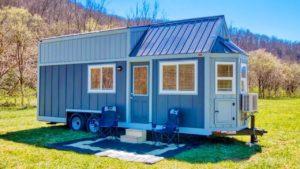 Nádherný vlastní dům 8x24 na kolečkách na prodej   Životní Design Pro Malý Dům