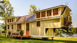 Naprosto nádherný 37-noha Denali Tiny House od Timbercraft Tiny Homes | Malý dům velké bydlení