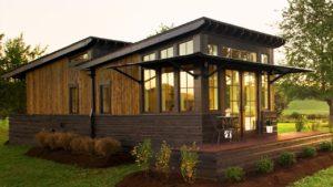 Nejkrásnější chalupa na světě na prodej od Designer Cottages   Malý dům velké bydlení