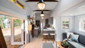 Nejkrásnější drobné domy Mint Loft Edition od Mint Tiny Homes Malý dům velké bydlení