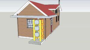 Nejlepší design malého domu