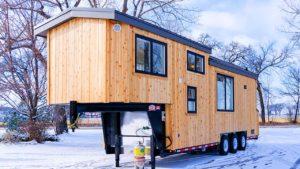 Nejpůsobivější maličký dům THE PHOENIX od Teacup Tiny Homes | Malý dům velké bydlení