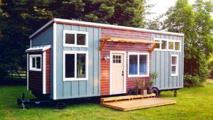 Neuvěřitelné krásné The TOPANGA Tiny House ručně hnutí Za poznáním malého domu