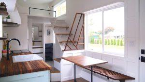 Neuvěřitelný krásný dům LEGACY na prodej ručně hnutí Malý dům velké bydlení