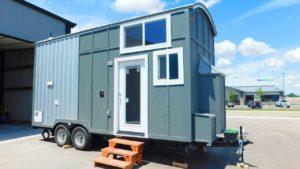 Ohromující krásný model 20 'Pioneer může být extra malý   Krásný malý dům