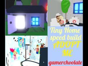 Přijmi mě Tiny home build | GamerChocolate