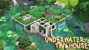 PODLAHOVÝ DŮM 💙   The Sims 4   Rychlost sestavení