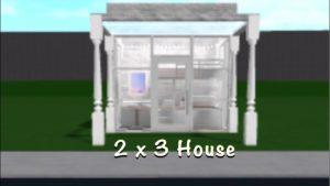 ROBLOX | BLOXBURG: Tiny HOUSE TOUR