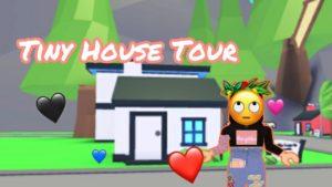Roblox: AdoptMe | Tiny Home House Tour