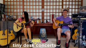 Rodrigo y Gabriela: Tiny Desk (Home) Koncert