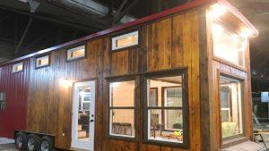 Rustikální krásné neuvěřitelné malé domy Riversong Lodge Tour | Krásný malý dům