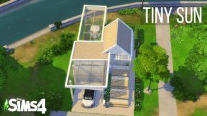 SIMS 4   TINYHOUSE   STOP POHYB   TINY SUN ☀️