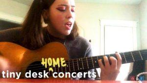 Soccer Mommy: Tiny Desk (Home) Koncert