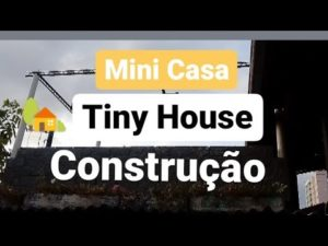 Stavba Mini domu / kabiny / Můj nový pokoj #tinyhouse #minicasa #cabana
