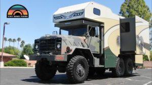Technici DIY 6x6 Vojenský náklaďák sestavení - Off Grid Overland Prohlídka vozidla