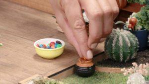 The Ultimate Tiny Backyard Easter Egg Hunt Tiny M & M´s MINIS Home