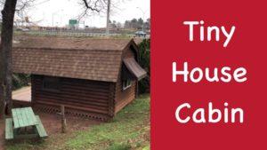 Tiny House Cabin in Forsyth Georgia USA