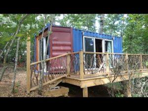 Tiny House + :: Kontejner Home Edition
