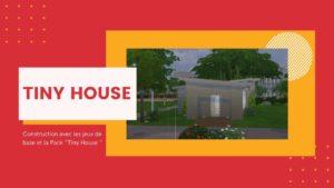 Tiny House ~ SpeedBuild ~ [Les Sims 4]