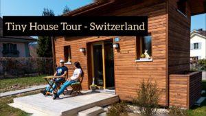 Tiny House Tour - Švýcarsko