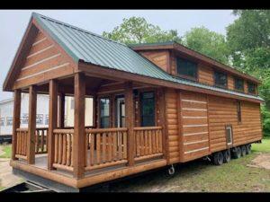 Trinca Park model malý domov. Malý dům za skvělou cenu! Milujte Modrý!