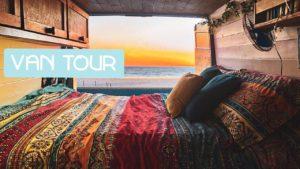 VAN TOUR   Bydlení v našem malém domě na kolech OFF GRID   Převod Sprinter Van