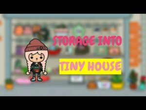Vytváření TINY HOUSE | Toca life