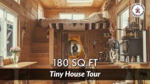 Wow! Tento ohromující malý dům byl starý RV?
